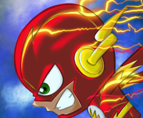 The Flash: Into The Speedforce